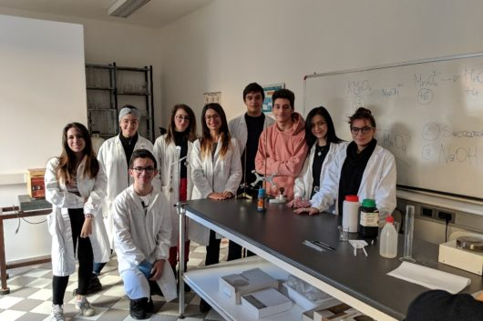 21-01-19 Open Day e Open Lab Liceo Santachiara 15 dicembre 2018