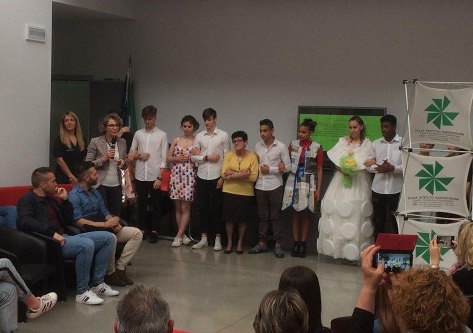 Evento del 13 maggio 2019: LA BELLEZZA DEL RICICLO