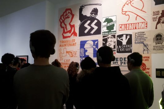 Mostra Banksy gennaio 2019