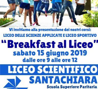 Breakfast giugno 2019