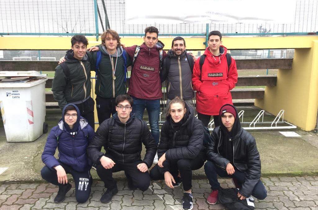 21/12/18 Ottimi risultati per gli alunni del Liceo Santachiara alla corsa campestre