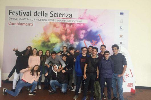 Festival della Scienza - Genova - Novembre 2019
