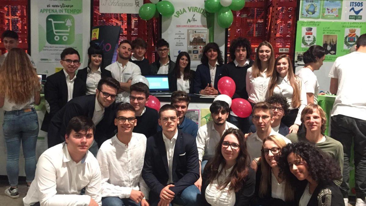 16-05-19 Il Liceo Santachiara e il progetto GREEN JOBS