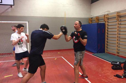 kick boxing febbraio 2019