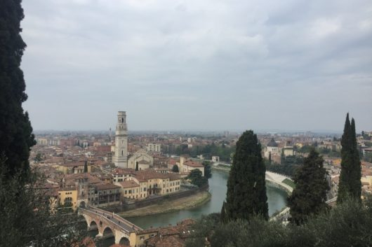 Verona aprile 2019