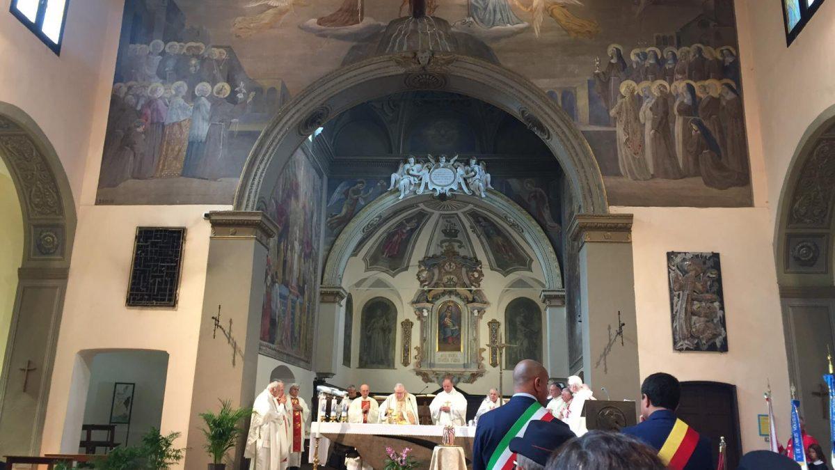 11/10/2019 Celebrazione della solennità di San Francesco d'Assisi