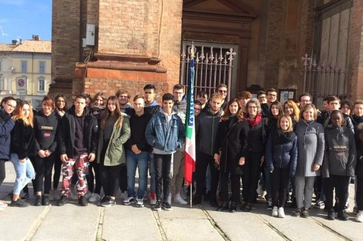 L'Istituto Santachiara partecipa alle celebrazioni del Giorno dell'Unità Nazionale