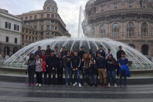 31/10/2019 Il Liceo Santachiara partecipa al Festival della Scienza di Genova