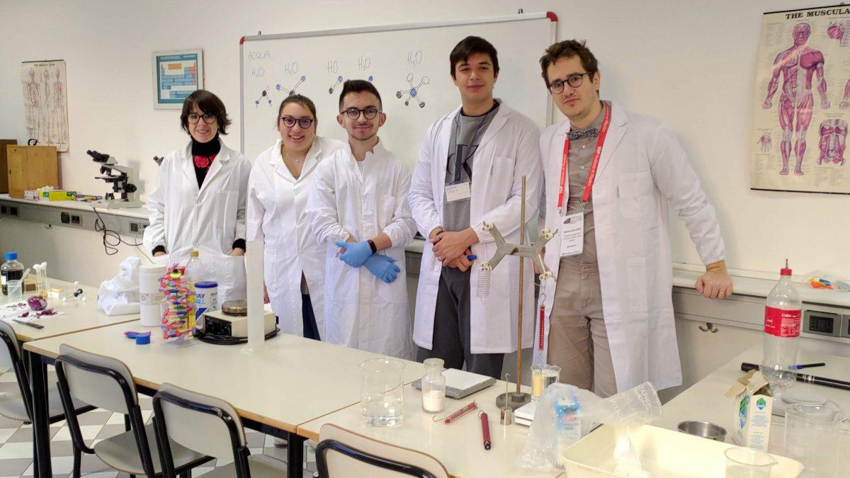 Open Day e Open Lab Liceo Santachiara 14 dicembre 2019