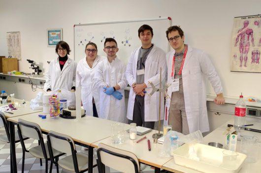 19/12/19 Open Day e Open Lab Liceo Santachiara 14 dicembre 2019