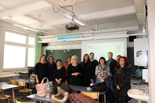 RASI incontro 1 Finlandia ottobre 2018