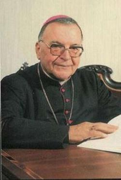 Monsignor Aldo Del Monte