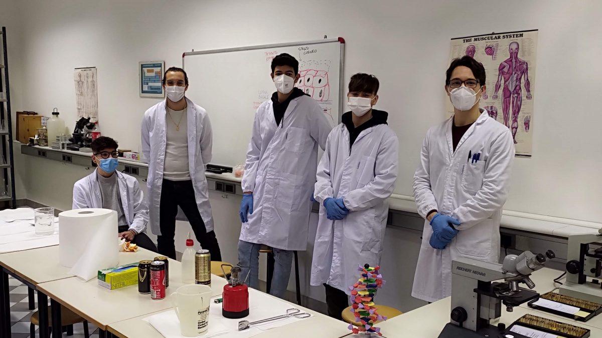 Open Day e Open Lab al Liceo Santachiara