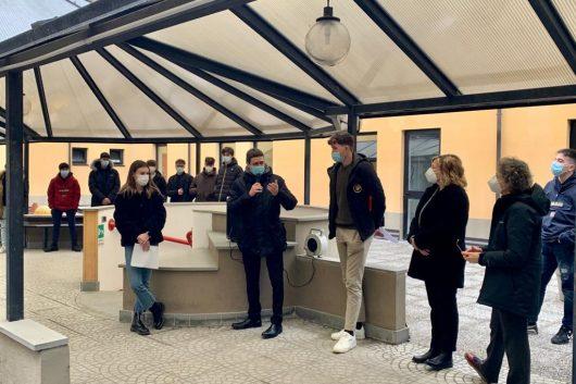 L'Istituto Santachiara accoglie Don Cristiano Orezzi