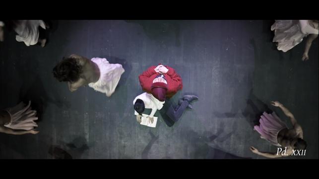 """13-05-2021: Gli allievi di I Acconciatura B partecipano alla proiezione del cortometraggio """"Dante, per nostra fortuna"""""""