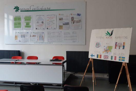 Il seminario finale del progetto RASI al CFP di Stradella
