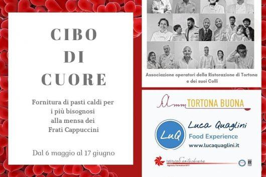 CIBO DI CUORE – Iniziativa di solidarietà