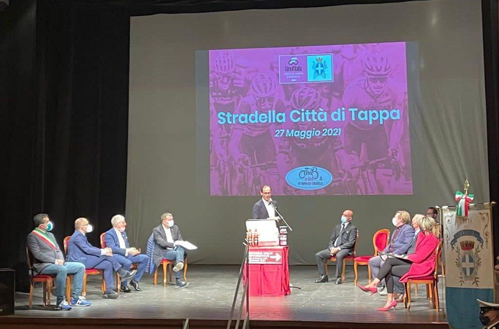 Il Santachiara di Stradella farà conoscere le bellezze enogastronomiche del territorio alla 18esima tappa del Giro d'Italia